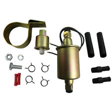 NEW UNIVERSAL ELECTRIC FUEL PUMP GAS DIESEL MARINE CARBURETED E8016S