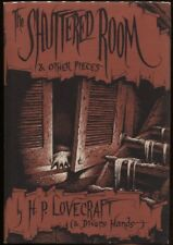 The Shuttered Room And Other Pieces by H. P. Lovecraft. First Edition, 1959.