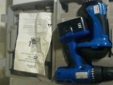 New listing 2 Cordless Drills w/Lights 1/2 in. - As Is - No Charger