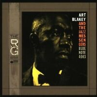 "ART BLAKEY ""MOANIN LIMITED EDITION"" CD NEW!"