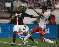 Teal Bunbury signed New England Revolution 8x10 photo autographed MLS Soccer 3