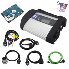 MB STAR C4 SD CONNECT Compact 4 Multiplexer Diagnostic Tool Fit Mercedes Benz US