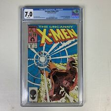 Uncanny X--Men #221 First Appearance of Mr Sinister CGC 7.0