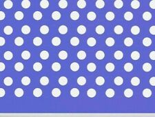 125 White Polka Dots / circle /vinyl wall art sticker room decor decals wallart