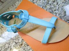 NEW ROCKET DOG TIA STRAPPY SANDALS WOMENS 10 TURQUOISE  FREE SHIP