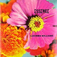 WILLIAMS,LUCINDA-ESSENCE (TRANSLUCENT ORANGE VINYL) (2LP) VINYL NEW