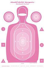 """X-3 Pink Pistol Targets 23"""" x 35"""" (10 pack) Indoor Paper"""
