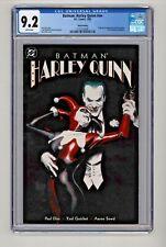 DC's Batman:Harley Quinn #1 3rd Print CGC 9.2