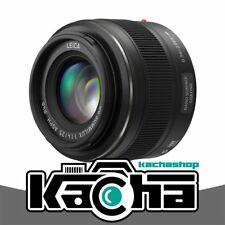 NEU Panasonic Leica DG Summilux 25mm f/1.4 Lens ASPH. Lens