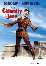 CALAMITY JANE - DVD - REGION 2 UK