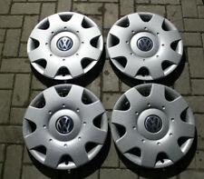 4 Stück Radkappen VW 1C0601147D Radzierblenden 16 Zoll Golf Passat Touran Polo