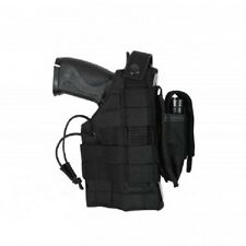 Rothco 10478 Black Modular Holster Designed For Left Or Right Hand Use