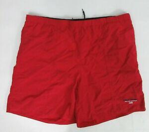 nwot rare stadium baggies swim shorts men\u2019s xL Vintage Polo Sport Wave Trunks