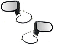 06 07 08 09 10 11 Civic Sedan Left & Right Power Non-Heated Mirror Pair L+R