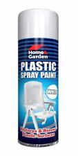 Renew Plastic Furniture Garden Chair Aerosol Spray Paint Top Under Coat White