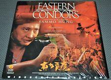 """Eastern Condors"" Laserdisc Sammo Hung Widescreen w/Original Inserts"