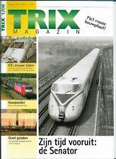 Trix Magazin 1/08 Nederlands magazine