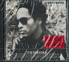 LENNY KRAVITZ - LOVE REVOLUTION CD NUOVO SIGILLATO