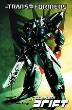Transformers Complete Drift HC IDW PUBLISHING