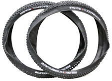 2 QTY Bontrager XR4 Team Issue 29 x 2.4 Tubeless Ready TLR Folding Bike Tire NEW