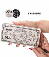 Banned Apparel Spellbinder Gothic Pentagram Punk Illuminati Wallet