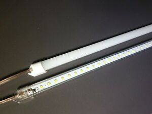 "40"" 110V Ready Direct Plug Under Cabinet LED Light Aluminum Shell Kitchen Shop"