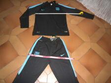 Ensemble Survêtement FCB  Barcelone  DRI-FIT  Homme  XL  noir / bleu  NEUF