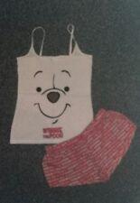 Lovely ladies size L (14-16) Disney Winnie the Pooh shorts/vest nightwear set