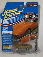 Johnny Lightning 1 64-usa Muscle Car Ver B Rel 3- 1969 Chevy Corvette Zl1