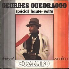 "GEORGES OUEDRAOGO ""RIMBALE"" AFRICAN FUNK SP DRAGON PHENIX 115"