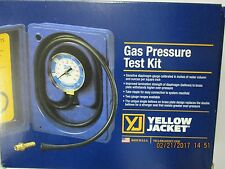 """YELLOW JACKET COMPLETE GAS PRESSURE KIT 0-35"""" WC - 78060"""