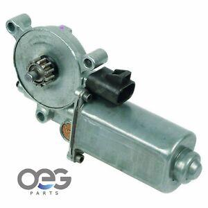 New Power Window Motor For Oldsmobile Cutlass Cruiser 88-94 Front Left & Right,