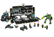 Lego 70165 Ultra Agents Mission HQ 100 Complete