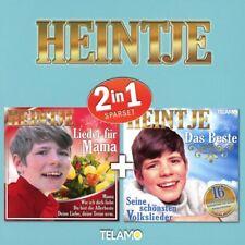Heintje-CANZONI PER MAMMA/il meglio - 2 in 1 2 CD NUOVO