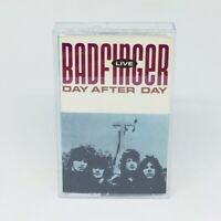Day After Day Live Badfinger Cassette 1990