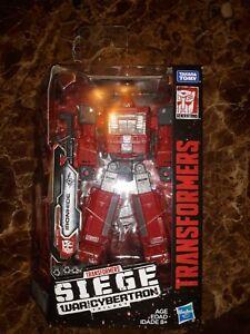 Hasbro Transformers Generations WFC Siege Ironhide Sealed!