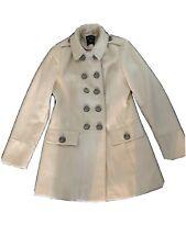Casaco De Inverno Feminino Branco-Dorothy Perkins-tamanho 8
