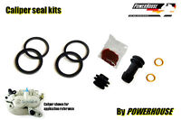 Yamaha YZF-R 125 front brake caliper seal repair kit 2008 2009 2010 2011 2012 13