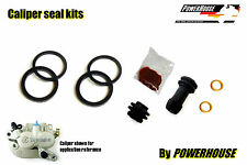 Yamaha Yzf-r 125 2014 Front & Rear Brake Caliper Seal Repair Kits