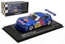 Minichamps BMW Z4 M Coupe Britcar 24h Silverstone 2006 Winners - 1/43 Scale