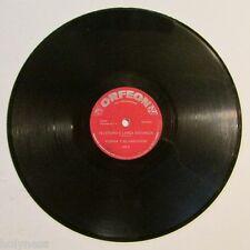 ACERINA Y SU DANZONERA / TELEFONO A LARGA DISTANCIA / EL JIBARITO  78 RPM RECORD