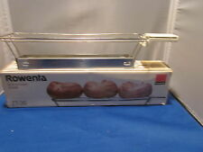 VINTAGE Rowenta ZT-38 W GERMANY Bread Roll Bun Warmer Toaster Attachment