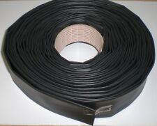 Schrumpfschlauch schwarz Ø 39,0mm auf 13,0mm (3:1) - VPE 1 Meter - Industrieware