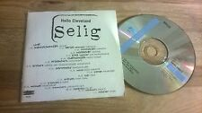 CD Rock Selig - Hallo Cleveland (3 Song) Promo SONY MUSIC / EPIC cb