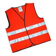 Warnweste für Erwachsene nach CE Iso 20471 Farbe: orange Modell: HW2