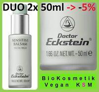 DUO Sensitive Balsam 100 ml Dr.Eckstein BioKosmetik Balsam für sensible haut