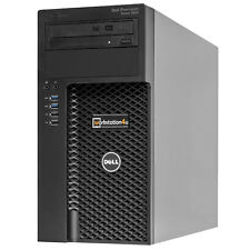 DELL Precision T3620 Core i5-6600 16gb DDR4 Quadro K2000 120GB SSD 250gb HDD W10