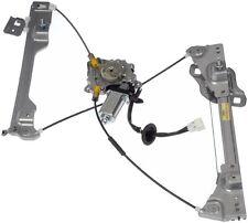 Front Driver Left Power Window Regulator & Motor Assy Dorman for Nissan 350Z