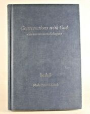 Good! Conversations With God - An Uncommon Dialogue: by Neale D. Walsch 1997 HC