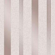 Cuarzo papel pintado rayas oro Rosa fino Decoración Fd42205 con purpurina